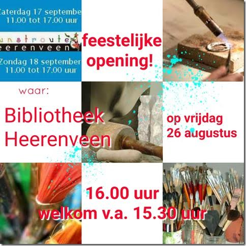 kunstrouteopening